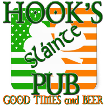 Hook's Pub in Clinton, Iowa